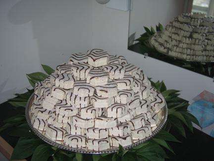 Zebracake